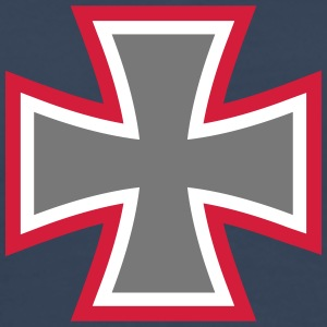 Iron Cross T-shirts - Herre premium T-shirt