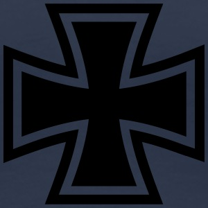 Iron Cross Logo T-Shirts - Women's Premium T-Shirt