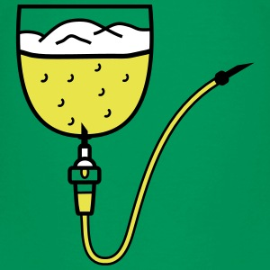 intravenous drip of beer_b1 Shirts - Teenage Premium T-Shirt