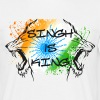 Singh is King - Men's T-Shirt