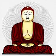 Design ~ Radiant Buddha