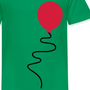 balloon ballong Skjorter - Premium T-skjorte for barn