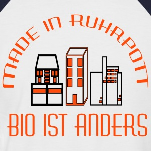 Made in Ruhrpott T-Shirts - Männer Baseball-T-Shirt