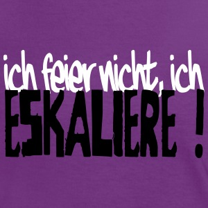 party T-Shirts - Frauen Kontrast-T-Shirt