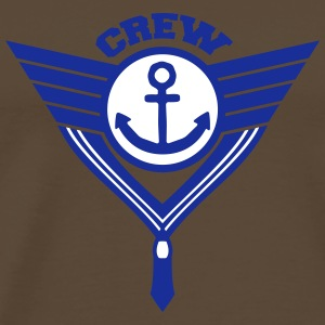 Sailor Crew T-shirts - Mannen Premium T-shirt