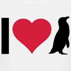 i love penguins Shirts