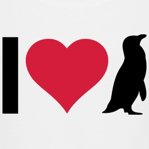 I love Penguins T-Shirts - Kinder Premium T-Shirt