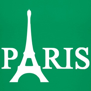 paris T-shirts - Premium-T-shirt barn