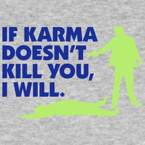 If Karma (2c)++2013 T-shirts - Mannen Bio-T-shirt