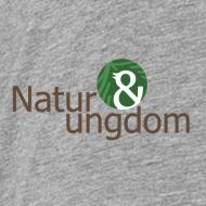 Motiv ~ børne t-shirt, alm logo, ikke øko