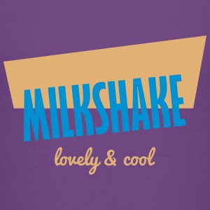 Milchshake - Lovely and Cool T-shirts - Premium-T-shirt barn