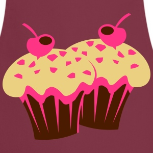 backfrische Muffins  Aprons - Cooking Apron