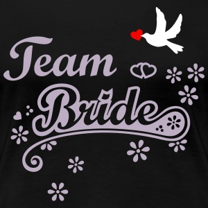 Stag Hen Last Night Out Team Bride Party Wedding T - Women's Premium T-Shirt