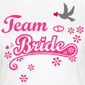 Stag Hen Last Night Out Team Bride Party Wedding T - Women's T-Shirt