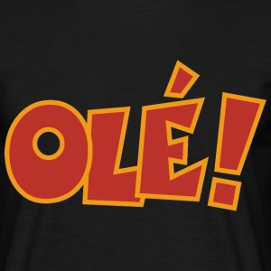 Olé Colors T-Shirts - Men's T-Shirt