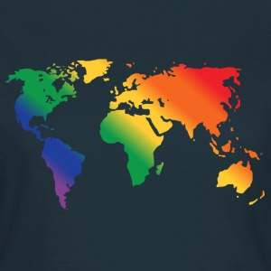 Rainbow World  T-Shirts - Women's T-Shirt