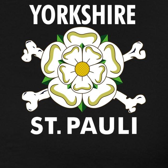 Men's Yorkshire St Pauli logo t-shirt