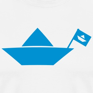 little ship T-Shirts - Men's Premium T-Shirt