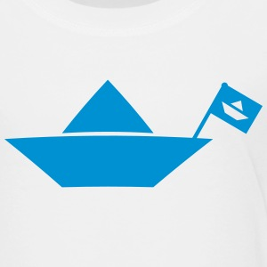 little ship little ship Shirts - Kinderen Premium T-shirt