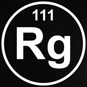 Roentgenium (Rg) (element 111) - Baby T-Shirt