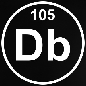 Dubnium (Db) (element 105) - Baby T-Shirt
