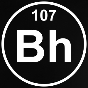 Bohrium (Bh) (element 107) - Baby T-Shirt