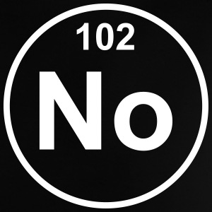 Element 102 - no (nobelium) - Minimal T-shirts - Baby-T-shirt