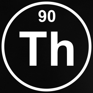 Element 90 - th (thorium) - Minimal Skjorter - Baby-T-skjorte