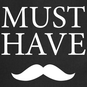 Moustache - Must Have Tabliers - Tablier de cuisine