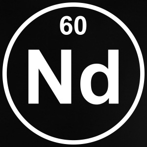 Element 60 - nd (neodymium) - Minimal Tee shirts - T-shirt Bébé