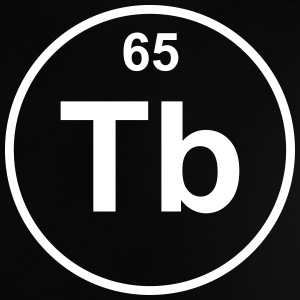 Terbium (Tb) (element 65) - Baby T-Shirt