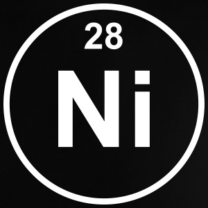 Element 28 - ni (nickel) - Minimal Skjorter - Baby-T-skjorte