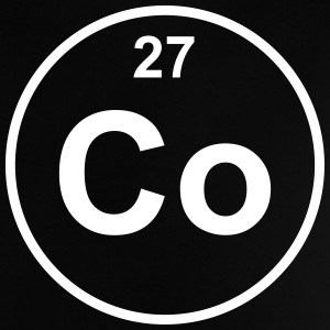 Element 27 - co (cobalt) - Minimal T-shirts - Baby-T-shirt