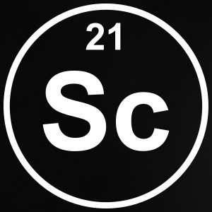 Element 21 - sc (scandium) - Minimal T-shirts - Baby-T-shirt