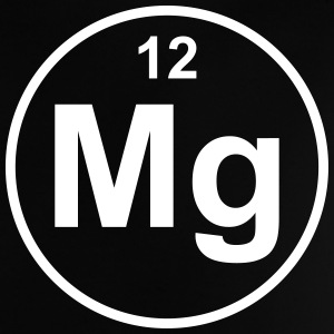 Element 12 - mg (magnesium) - Minimal T-Shirts - Baby T-Shirt