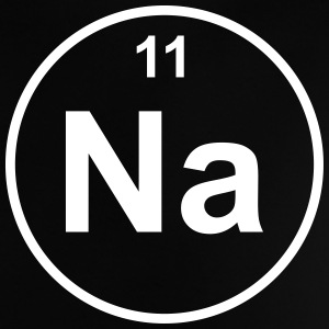 Natrium (Na) (element 11) - Baby T-Shirt