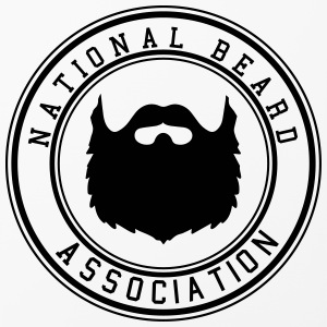 National Beard Association / Mustache Moustache 1c Handy & Tablet Hüllen - iPhone 4/4s Hard Case