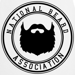 National Beard Association / Mustache Moustache 1c Schürzen - Kochschürze