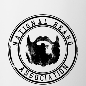 National Beard Association / Vintage Flaschen & Tassen - Tasse