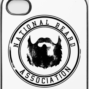 National Beard Association / Vintage Handy & Tablet Hüllen - iPhone 4/4s Hard Case