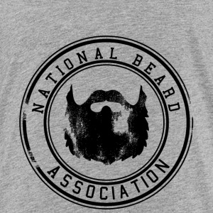 National Beard Association / Vintage T-Shirts - Teenager Premium T-Shirt