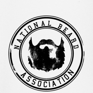National Beard Association / Vintage Kinder & Babys - Baby Langarmshirt