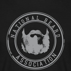 National Beard Association / Vintage T-Shirts - Männer T-Shirt