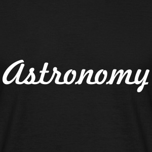 Astronomy Tee shirts - T-shirt Homme