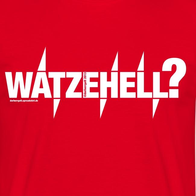 Watzehell - Watzefack