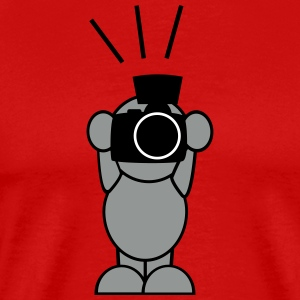 little photographer T-Shirts - Men's Premium T-Shirt