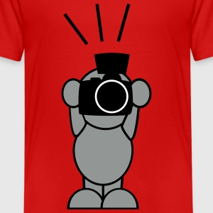 little photographer petit photographe Tee shirts - T-shirt Premium Enfant