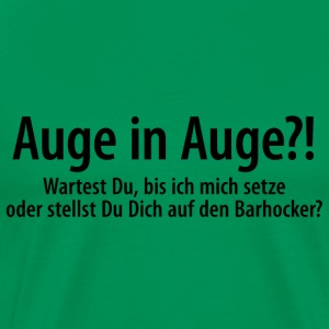 Männershirt Auge in Auge - Big Bang - Männer Premium T-Shirt
