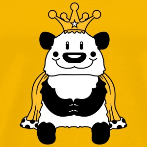 Panda King T-Shirts - Men's Premium T-Shirt