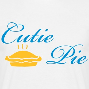 cutie pie T-Shirts - Men's T-Shirt